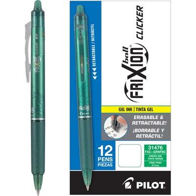 FixionClicker Pen FIne Green (12)