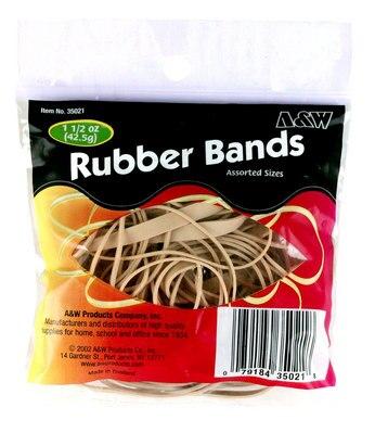Rubberband Natural 15 Oz
