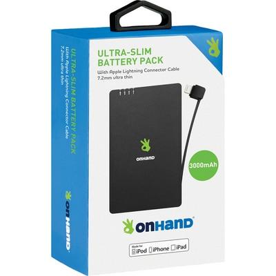 OnHand Ultra-Slim Battery Pack