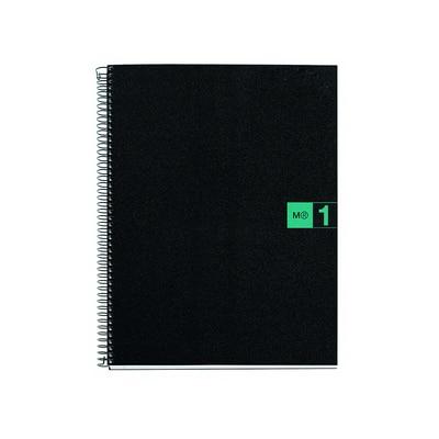 Miquel Rius Turquoise 1 Subject Notebook