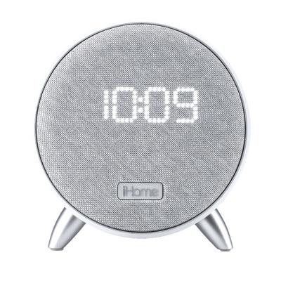 iHome IBT235W PowerClock White