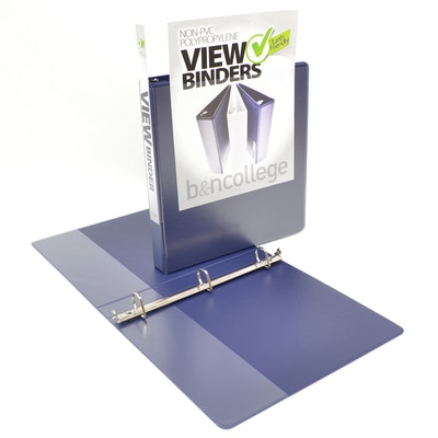 1 Angle D View  Non Imprint Binder