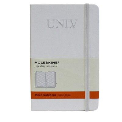 Moleskine Large Notebook with Debossed Logo Ruled