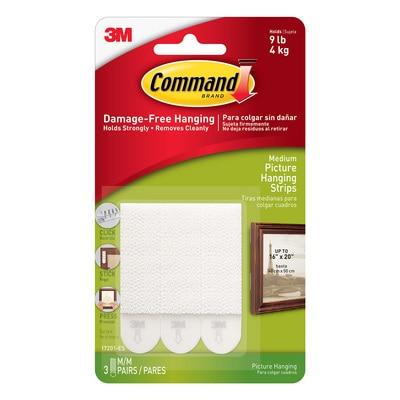 Command Adhesive Interlock
