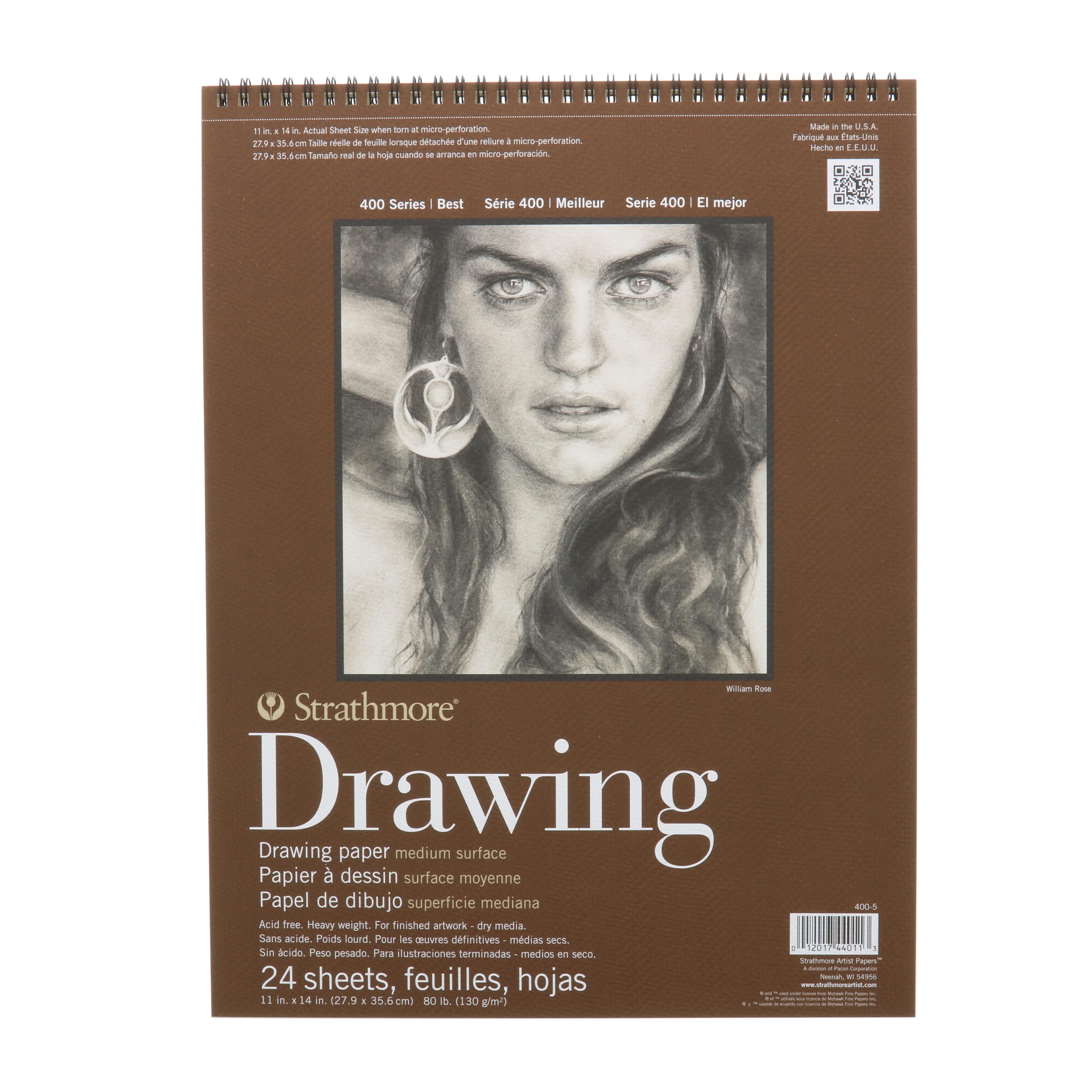400 Drawing Pad 11x14