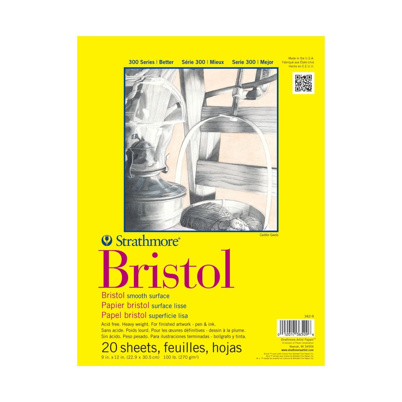 Bristol Pad 11x14