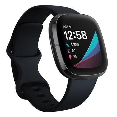 Fitbit Sense Carbon Graphite