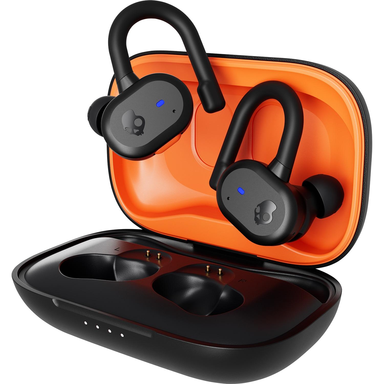 Skullcandy Push Active True Wireless Earbuds True BlackOrange