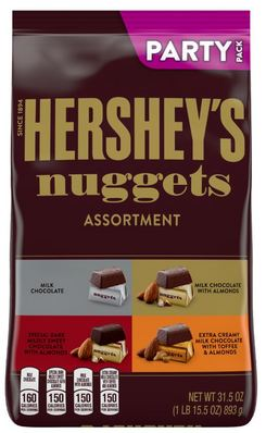 Hershey's Assorted Nuggets