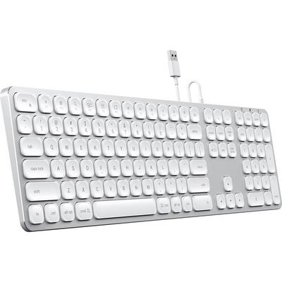 Satechi Alumimum Wired Keyboard