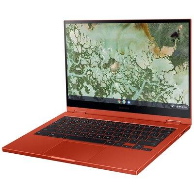 """Samsung 13.3"""" Chromebook 2 Laptop Computer in Fiesta Red"""