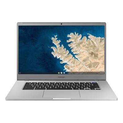 Samsung 15.6 Intel Platinum Titan Chromebook 4 Plus