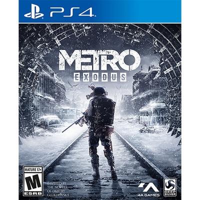 METRO EXODUS STND PS4