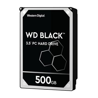 Western Digital 500GB Internal Hard Drive - SATA (SATA/600)