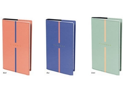 Billy Note 21 Refillable Planner