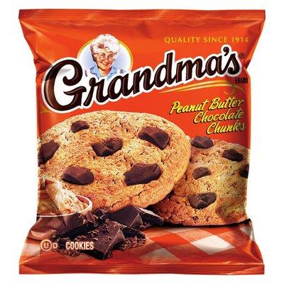 Grandmas - Big Peanut Butter Cookies
