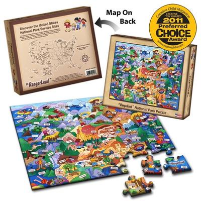 National Park Puzzle