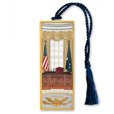 Oval Office Bookmark