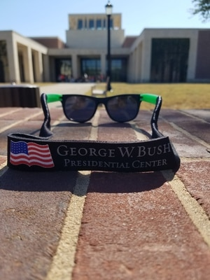 Official Online Store of The George W. Bush Presidential Center Croakies