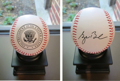 GWB Signature Baseball