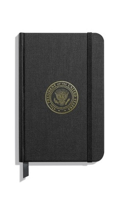 43rd Seal Journal- Jet Black