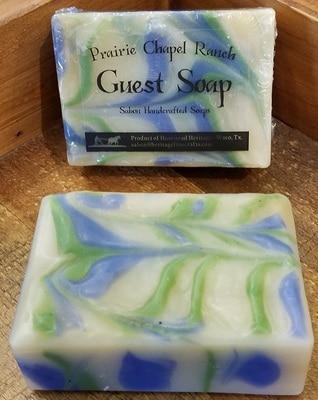 PCR Guest Soap