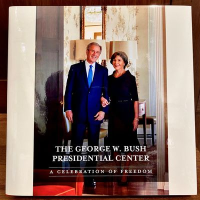 Bush Center Dedication Commemorative Book