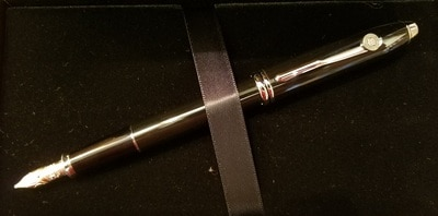 43rd Seal Cross Townsend Fountain Pen