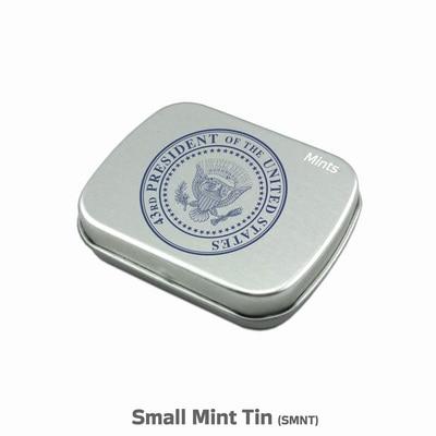 43rd Seal Mint Tin