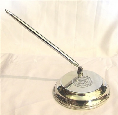 43rd Seal Executive Pen Holder