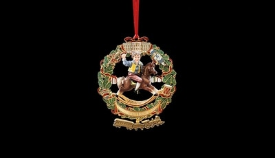 White House Ulysses S. Grant 2003 Ornament
