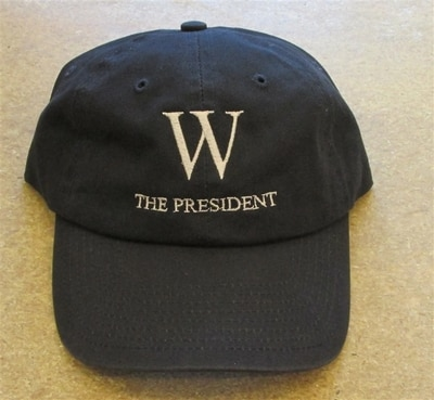 """W"" The President Hat"