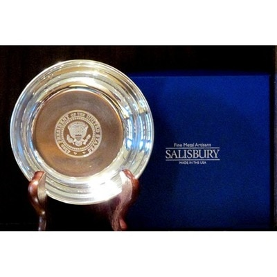 43rd Seal engraved Candy Dish