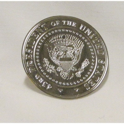 43rd Presidential Seal Pin
