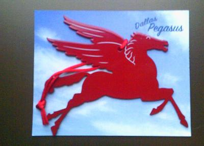 Pegasus Ornament
