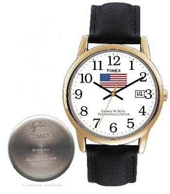 Custom Timex, Bush Center