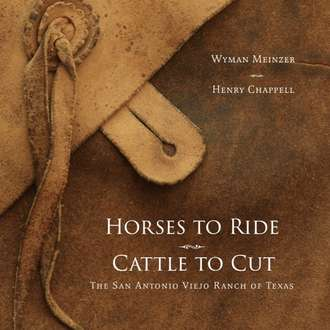 Horses to Ride, Cattle to Cut