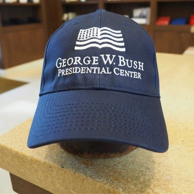 Bush Center Logo Hat