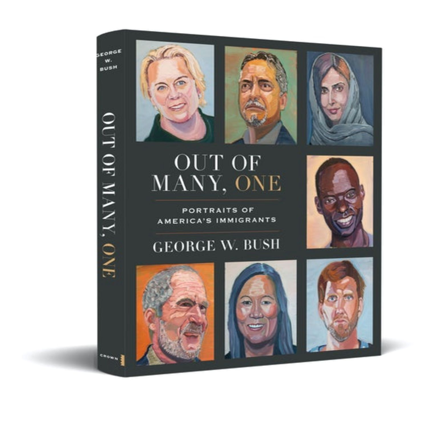 Out of Many, One Signed Hardcover Edition