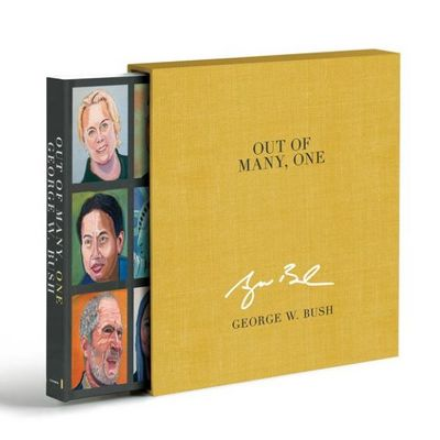 Out of Many  One (Deluxe Signed Edition): Portraits of America's Immigrants