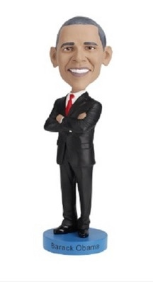 Barack Obama Bobble