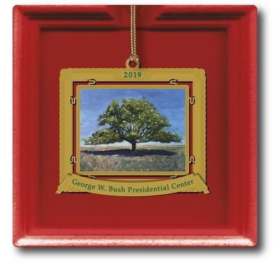Bush Center Custom 2019 Ornament