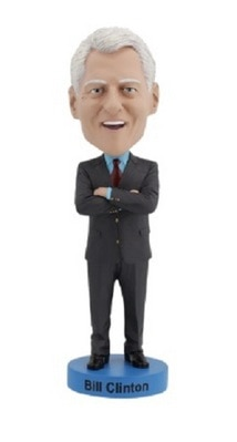Bill Clinton Bobble