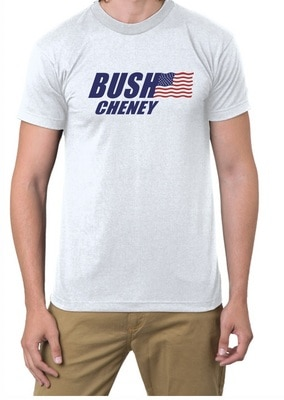 Bush/Cheney Tee