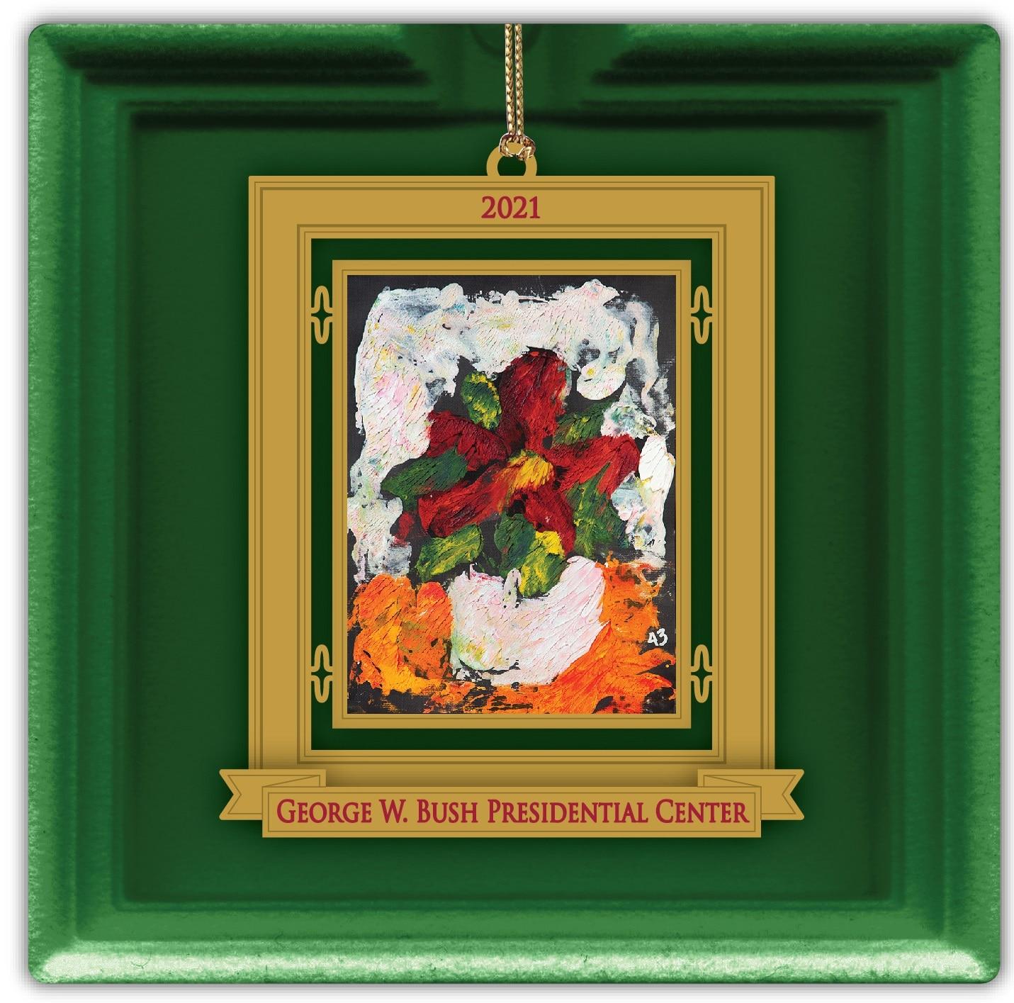 2021 Custom GWBPC Ornament