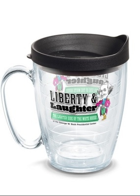 Liberty & Laughter Tervis Mug