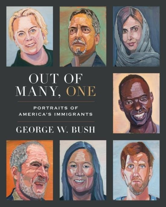 Out of Many  One: Portraits of America's Immigrants