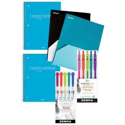 Stationery  Fashion Bundle Kit 6pc