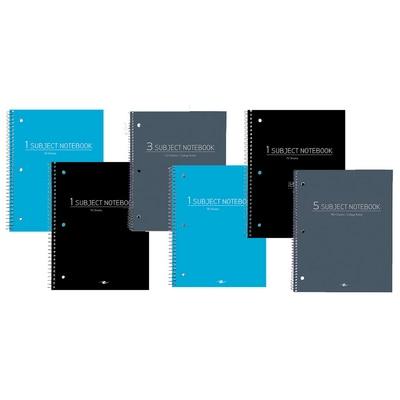 Notebook Value Bundle 6pc