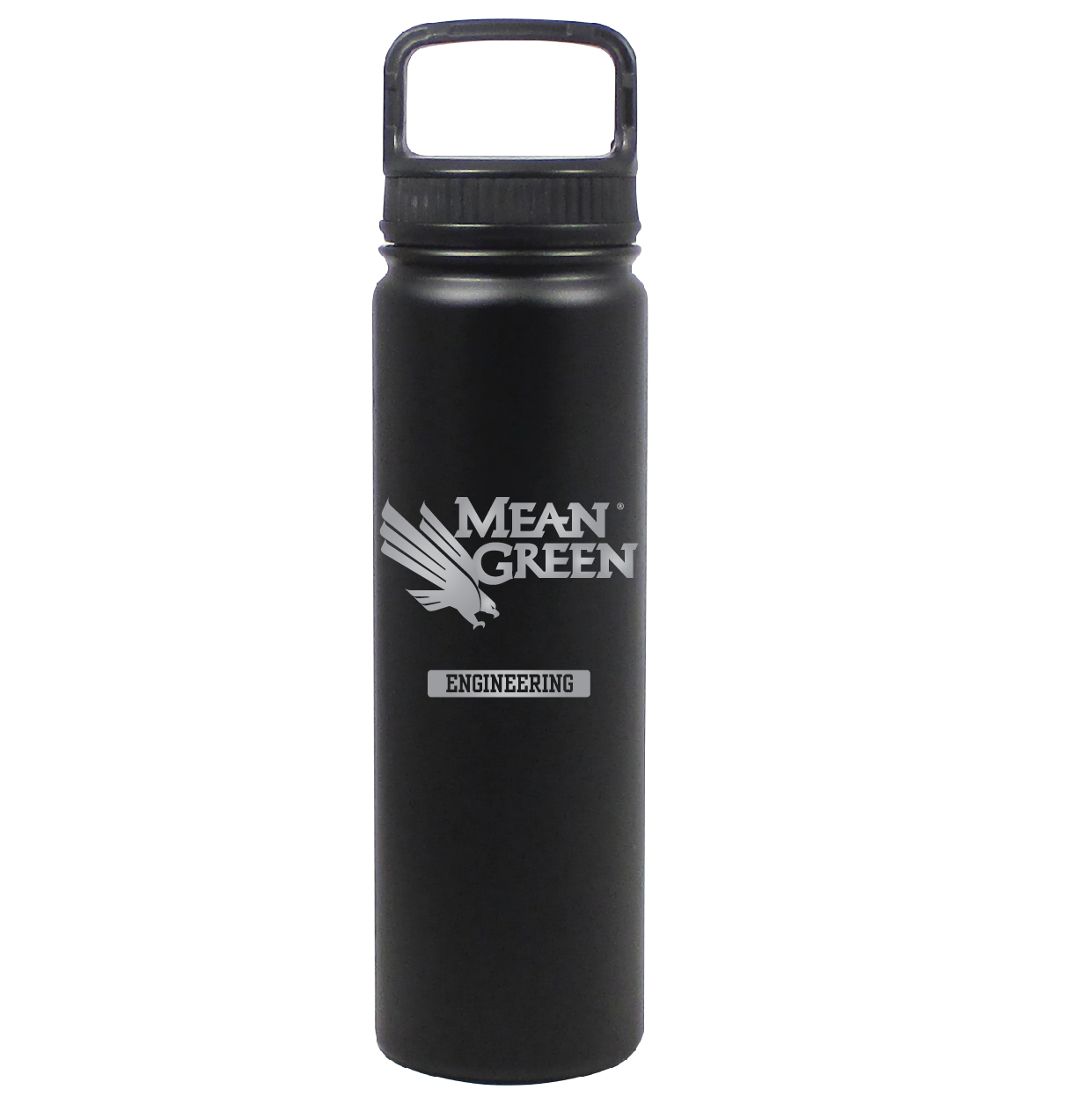 University of North Texas 24 oz Stainless Water Bottle ENGINEERING